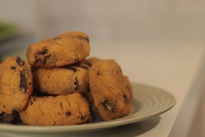 Grain free chocolate chip cookies picture 1